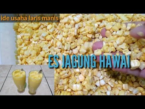 Youtube Jagung Hawai Resep