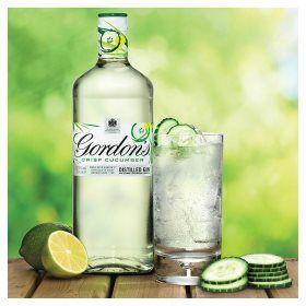 Gordon's Crisp Cucumber Gin - ASDA Groceries