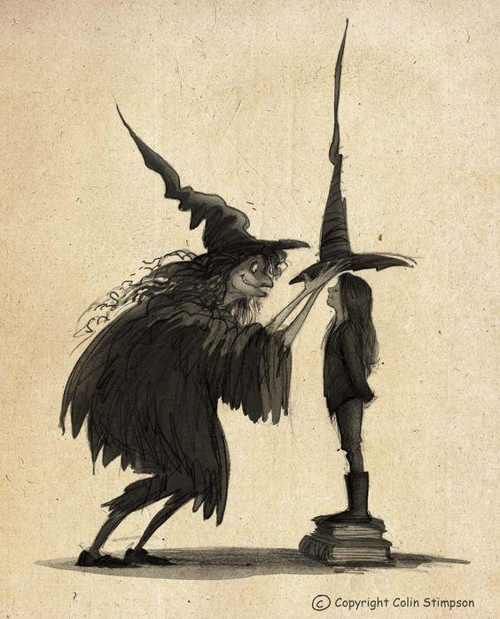 George-Perceval-J'ai choisi cette image car ça represente la sorcière en chapitre 9.Son nez ressemble a celui d'un chien. Deux longues dents jaunes sortent de sa bouche et ses mains ont autant de poils que celles d'un singe...