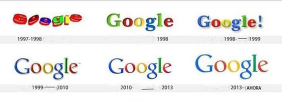 Njpg - How the logos of 15 famous tech companies have changed over the years