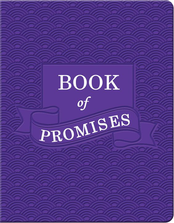 Book of Promises. LuxLeather. 96 pages