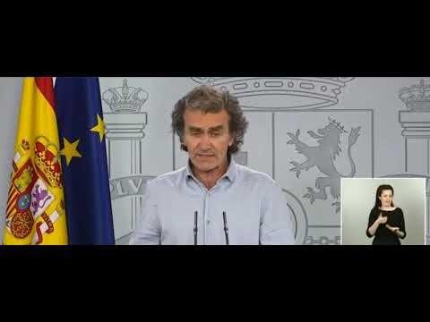 Fernando Simón Explica El Uso De Mascarilla Para Hacer Deporte Corredores Parque María Luisa Deportes Hacer Deporte Simones