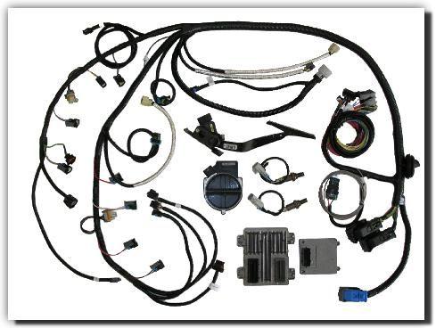 Southern Performance Systems Gen Iv Wire Harness Kits Classic Pickup Trucks Ls Swap Ls Engine Swap