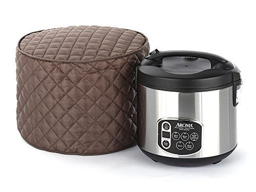 CoverMates Rice Cooker Cover 11D x 12H Diamond Polyester - http://www.majestyappliance.com/covermates-rice-cooker-cover-11d-x-12h-diamond-polyester-2/