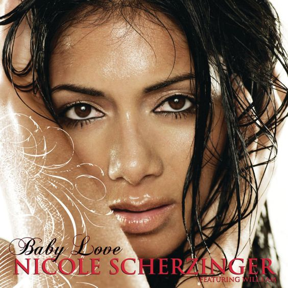 Nicole Scherzinger, will.i.am – Baby Love (single cover art)