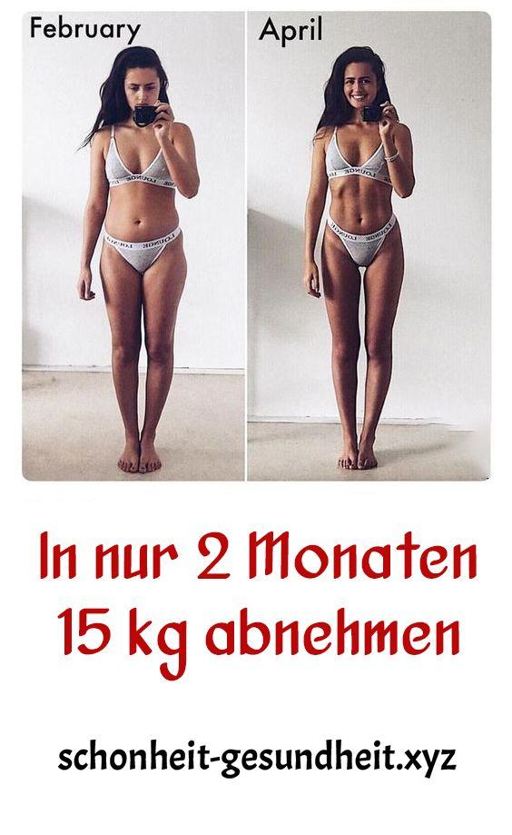 wie schnell 15 kg abnehmen