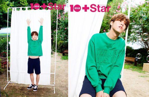 李玹雨《10+Star》 (2015.08)