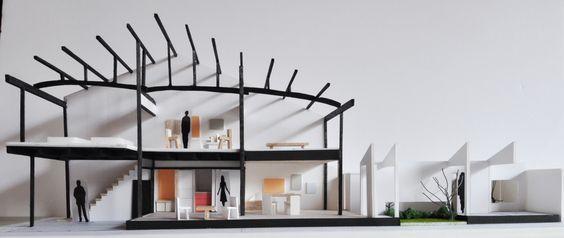 建築模型 | Tumblr