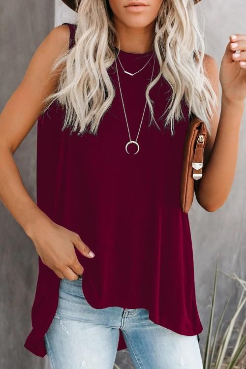 23 Tanks Tops For Starting Your Spring outfit fashion casualoutfit fashiontrends