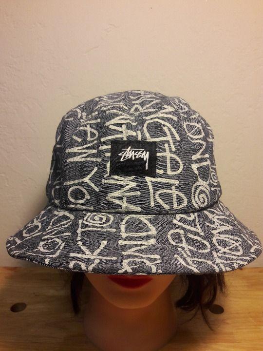 Cool Item Stussy Capz Bucket Hat Size L Xl Hat Sizes Bucket Hat Hats