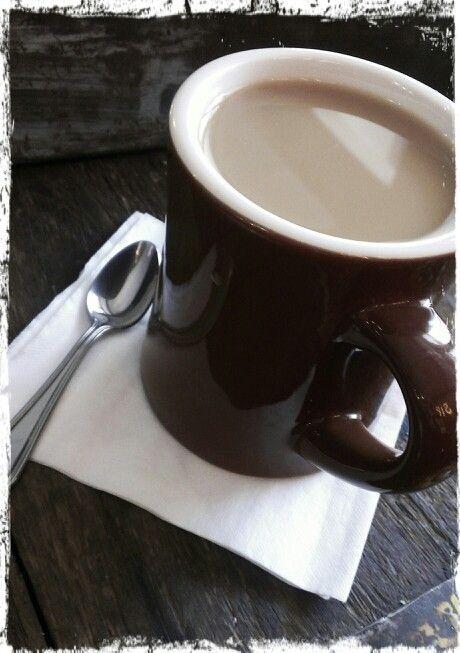Mmmmm, coffee.
