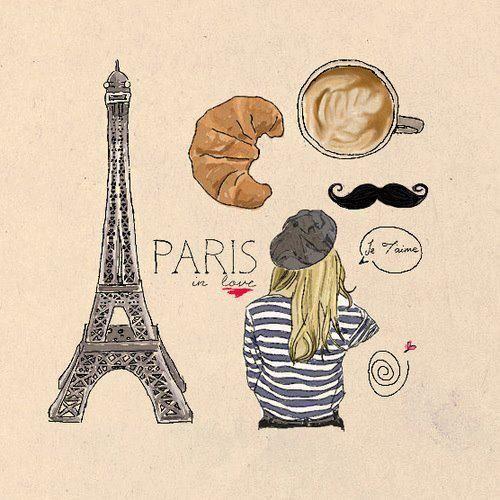 paris is always a good idea drawings sketches pinterest paris. Black Bedroom Furniture Sets. Home Design Ideas