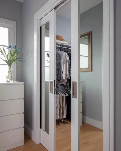 10 Best Closet Door Alternatives Closet Door Alternative Closet Bedroom Bedroom Organization Closet