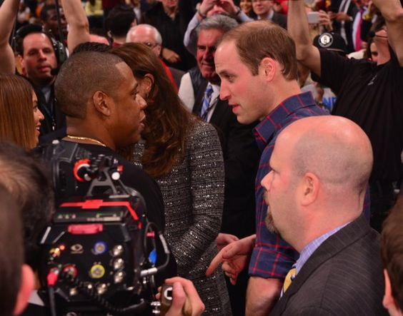 Pin for Later: Quand Kate Middleton Rencontre Beyoncé, Ça Donne Ça