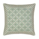 Found it at Wayfair - Eastern Accents Avila Polyester Arlo Ice Decorative Pillow with Mitered Border