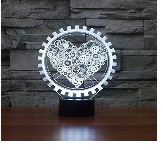 Cliquez Sur Le Lien Entoure Eclairage De Table Led Lamp