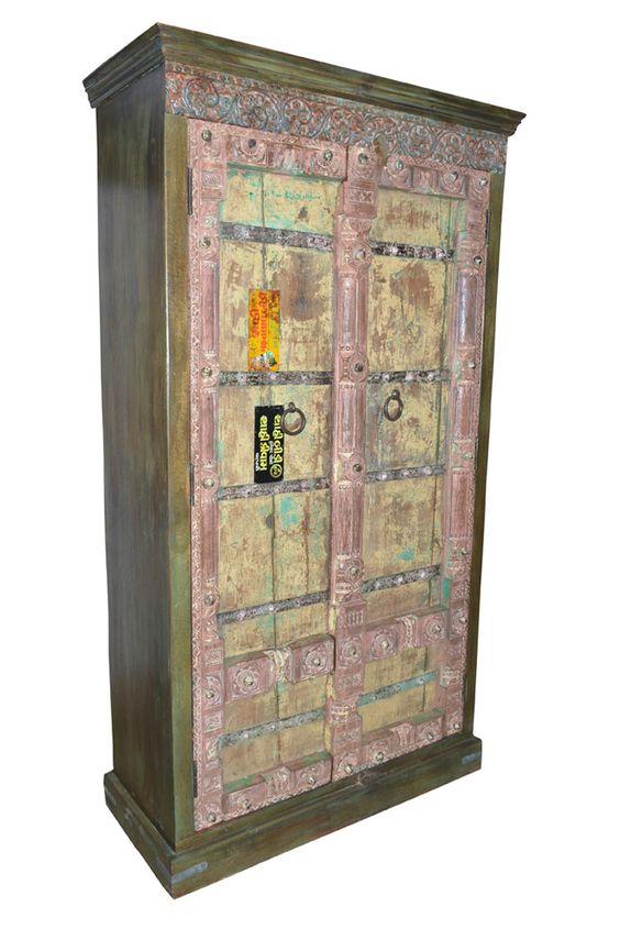 #Armoire #Furniture #Antique #Cabinet #Storage #AntiqueFurniture #Wood #Cabinets #Kitchen #HomeDecor #Teak#Brass #Distressed #Rustic  #Vintage  #Wardrobe #Home #Ganesha #Cupboard #InteriorDesign