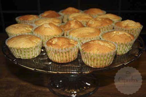 Appel kaneel cupcakes – HandmadeHelen