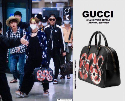 V V Of Bts Bts V Gucci Bts Gucci Idol Gucci Bts Inspired Outfits Bts Clothing Bts V Gucci