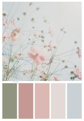 Colores para decorar habitaciones shabby chic | Decorar tu casa es facilisimo.com