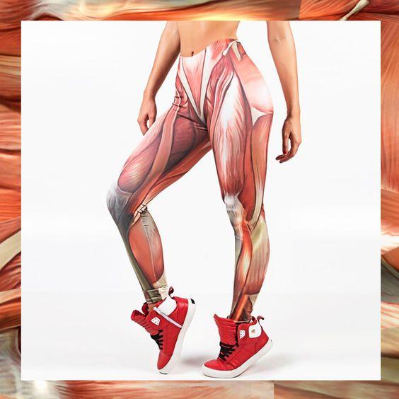Uma ótima dica para já montar o look da semana é a legging sublimada. Confira em nosso site uma categoria repleta de estampas.   s u b l i m a d a s: http://goo.gl/rFCILd #legging #muscle #kaisan #usekaisan #kaisanbrasil