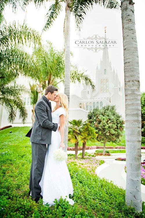 Lds Wedding Dresses San Diego : San diego temple wedding photography lds weddings