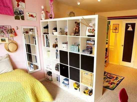 Divider Ideas For Children 39 S Room With Pictures Space Kids Room Kids Rooms Shared Kids Shared Bedroom