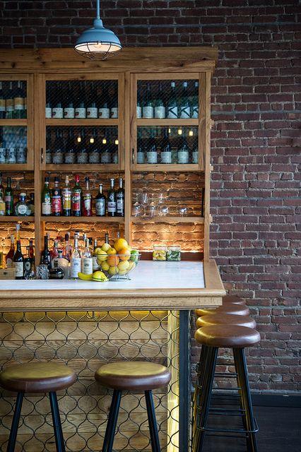Woodland restaurant brooklyn interior design home