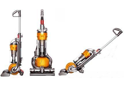 Win a Dyson DC24 All-Floors Vacuum!
