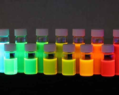 Quantum Dots What Us Cool Kids Make In Our Imaging Labs With Images Quantum Dots Bottle