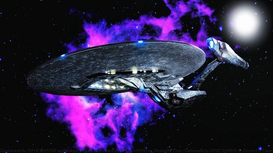 USS Vengeance by Dave-Daring