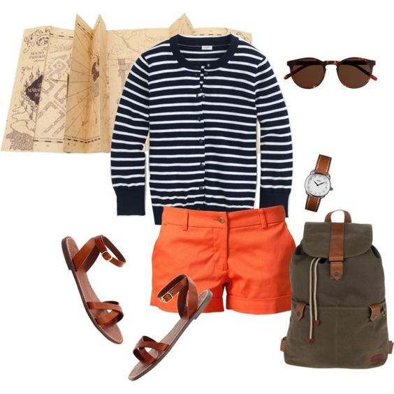 Adventure clothes, created by sreagle on Polyvore