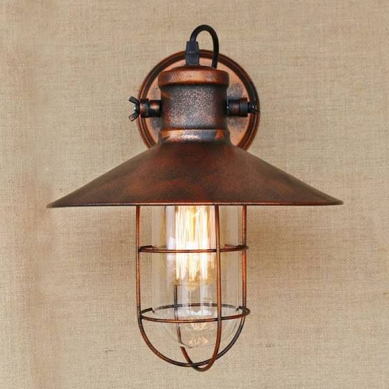 Nautical Wall Mounted Light Wall Lights Copper Wall Sconce Sconce Lighting