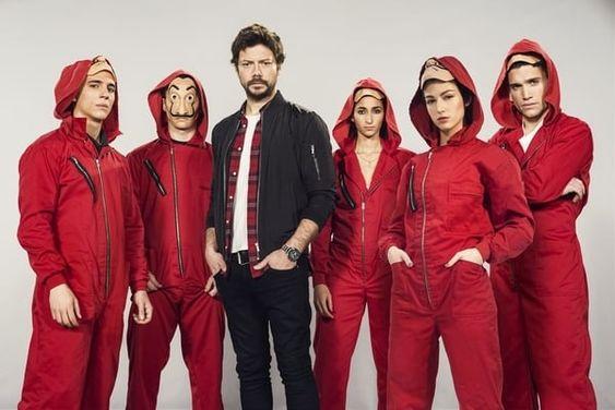 La Casa de Papel, une troisième saison?