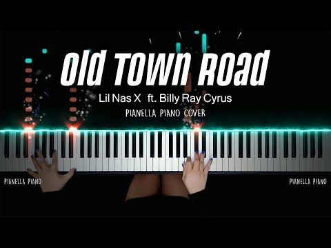 Lil Nas X Old Town Road Ft Billy Ray Cyrus Piano Cover By