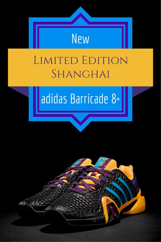 adidas barricade 8 colors in spanish