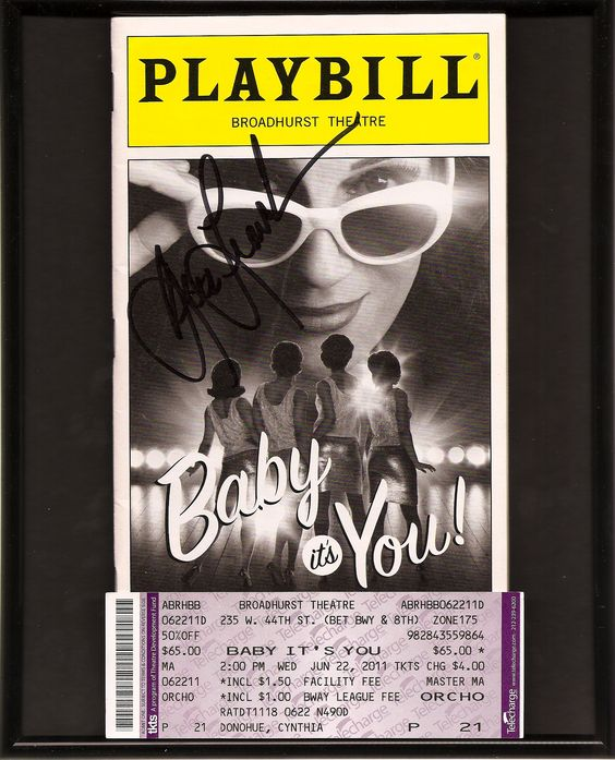 signed by Beth Leavel