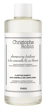 Christophe Robin Clarifying Shampoo with Camomile And Cornflower Haarshampoo