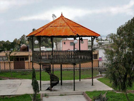 Santa Maria Tecajete Hidalgo.