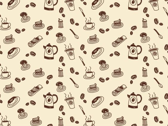 Coffee wallpapers and wallpaper patterns on pinterest for House wallpaper paper