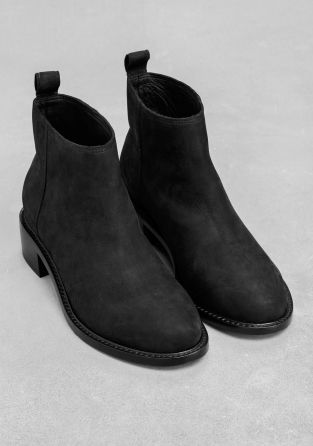 & Other Stories   Leather Boots