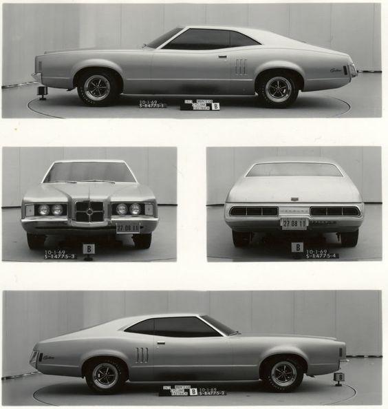 Concept Cars 1964 Mercury Montego: 1000+ Images About Mercury On