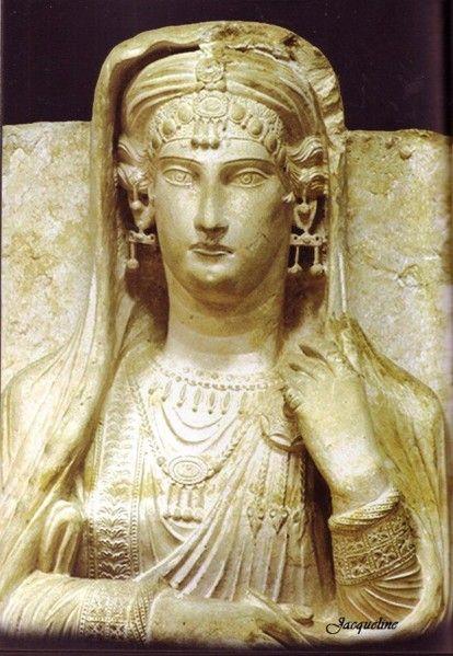 princesse de Palmyre IIIe siecle