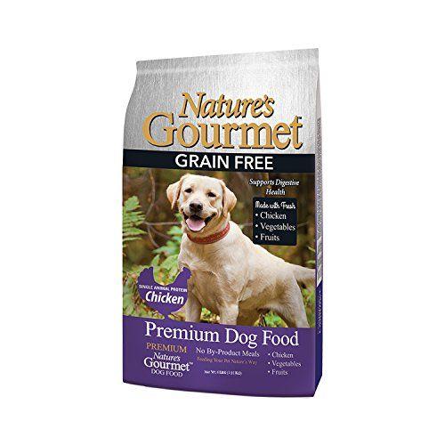 Nature S Gourmet Dog Food Premium Grain Free Adult Dry Dog Food