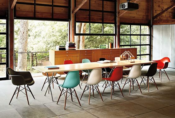 Eames Molded Plastic - Poltronas - Herman Miller
