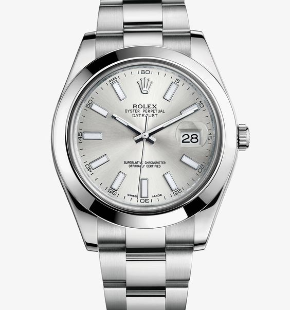 Rolex The Oyster Perpetual Datejust II