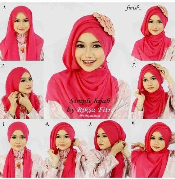 Tutorial Hijab Pashmina Glitter Untuk Pesta Di 2020 Dengan Gambar