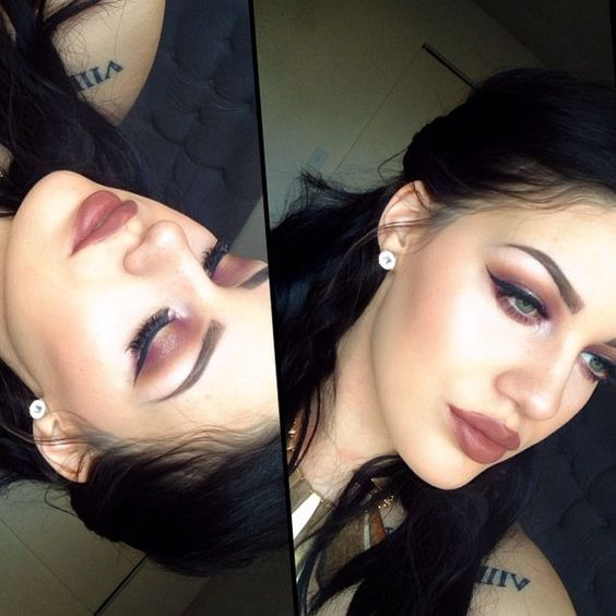 ShareIG Eyes|| @b h Cosmetics special occasions palette. Brows ...