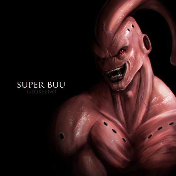 Super Buu #DragonBall #DragonBallZ #DBZ