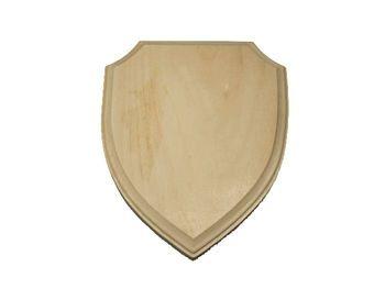 5 X 7 Shield Plaque